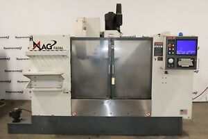 Fadal Vmc 4020fxmp Ht Cnc Vertical Machining Center