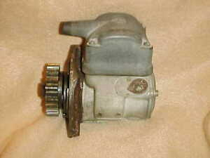 International Ihc La Or Lb Magneto Gas Engine Hot 1 1 2 To 2 1 2hp