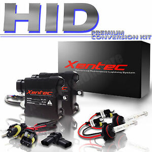 Car Lights holiday Deal Hid Xenon Conversion Kit 9006 H11 9012 All Color Dual