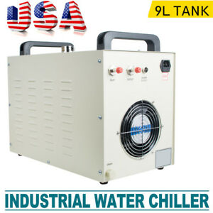 Cw 3000 Industrial Water Chiller For Cnc laser Engraver Engrave Machine Enclosed