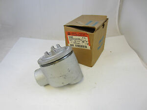 Crouse Hinds Guab47 Explosion Proof Junction Box Lb Style 1 1 4 New