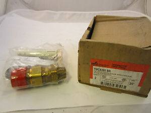Crouse Hinds Tmcx285 Br Explosion Proof 3 4 Brass Cable Connector