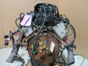 6 0 Liter Engine Motor Lq4 Gm Chevy 158k Complete Drop Out Ls Swap