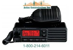 New Vertex standard Vx 2200 Vhf 136 174 Mhz 25 Watt 128 Channel 2 way Radio