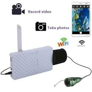 Wifi Wireless 720P 15M Underwater Fishing Camera Video with 1000TVL camera
