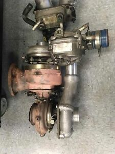 Rebuilt Less Than 2000 Miles Turbo supercharger Ford F250 Sd Pickup 08 09 10