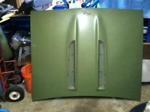 1967 1968 Plymouth Barracuda Hood Oem