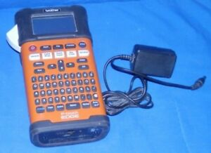 Brother P touch Edge Electronic Label Maker Free Same Day Shipping
