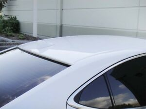 Jr2 Painted White Color For 2010 2015 Chevy Cruze 4d rear Window Roof Spoiler