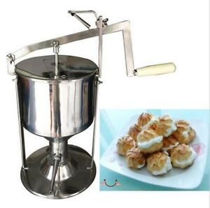Manual Donut Puff Filler Jelly Filling Cream Filled 6l Kitchen Tool Cooking S