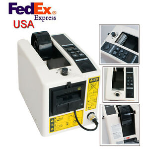 Automatic Tape Dispensers Adhesive Tape Cutter Packaging Machine Usa Warehouse