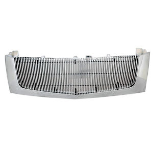 2002 2006 03 04 05 Cadillac Escalade Billet Grille Polished Front Replacement