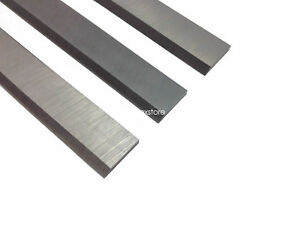 6 X 1 X 1 8 Planer Jointer Knives Blades For Grizzly G6697 Set Of 3