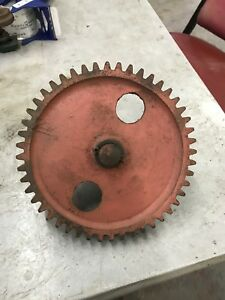 Timing Gear And Cam 2 Hp Sparta Economy Antique Hit And Miss Gas Engine