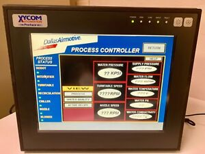 Jet Edge Tafa Waterjet Cutting Control Computer Works 3612t Xycom