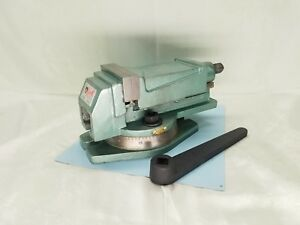 G9002 Grizzly Baby Milling Vise 2 5 8