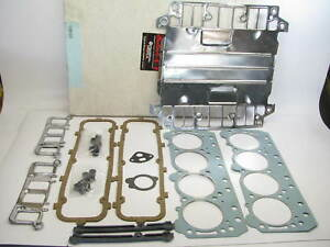 Federal Mogul Hs38150 Cylinder Head Gasket Set Buick Olds Pontiac Jeep 350 V8