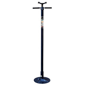 Tce Professional Grade Steel Under Hoist Jack Stand 3 4 Ton 1 500 Lb Capacity