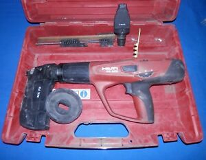 Hilti Dx 460 Fully Automatic Powder actuated Tool With Attachments