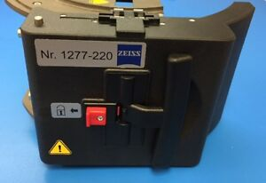 Lamp Module For Zeiss Pentero Surgical Microscope Part 1277 220 Used working