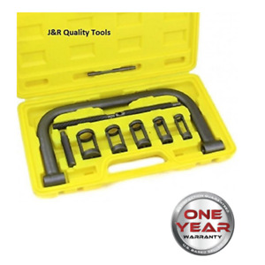 Tool Small Engine Replace 5 Sizes Valves Spring Compressor Motorcycle Car Pusher