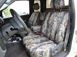 1995 2000 Toyota Tacoma Front 60 40 Split Exact Fit Seat Covers Forest Camo Save