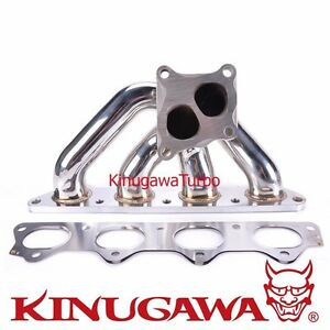 Turbo Header Exhaust Manifold Mitsubishi Lancer Evo 4 9 Without Egr