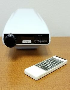 Righton Np 3s Chart Acuity Projector