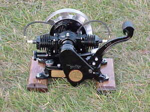 Restored 1950 Maytag Model 72 Engine Motor Hit Miss Wringer Washer Vintage