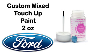 2018 Ford Colors Custom Mixed Automotive Touch Up Paint 2oz