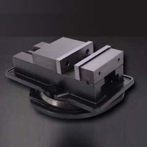 New 4 Inch Light Lock Down Precision Milling Machine Vise With Base
