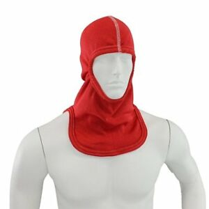 Majestic Pac Ia 100 Nomex Economy Red Hood Nfpa 1971 2013 N a