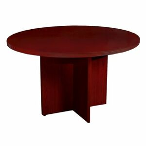 Conference Tables round Table Cherry