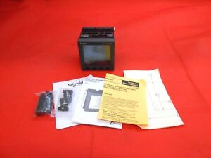 Schneider Pm870mg Power Meter Pm870mg 115v New surplus Pm850 Upgrade