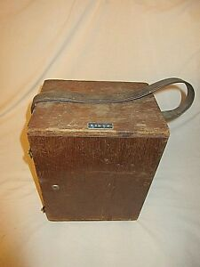 Lietz Sokkisha Sokkia 115 Survey Surveyor Surveying Vintage Transit Level Case