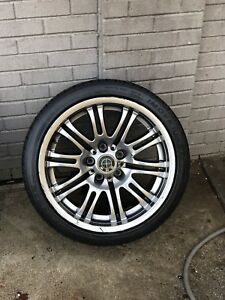 E46 M3 Wheels Set Of 4 With Tires