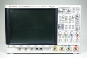 Keysight Used Msox4054a Oscilloscope Mixed Signal 4 16 ch 500 Mhz agilent