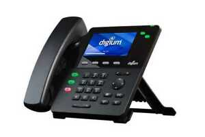 New Digium Switchvox E510 And 10 D62 Color Gigabit Phones With Installation