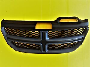 Brand New Replacement Dodge Journey 2011 2018 Black Grille Oem 5nb56tzzaa