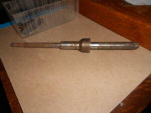 1 2 Inch Replacement Spindle For Vintage Delta Woodworking Shaper