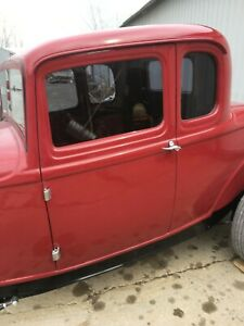 1932 Reproduction Ford 5 Window Body Full Roof In Stock Immediate Delivery