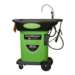 Smartwasher Sw 423 Mobile Parts Washer Kit 1 Kit Crc14740 Brand New