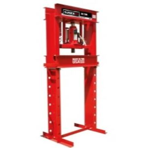 20 Ton Air Hydraulic Shop Press Sun5720ah Brand New