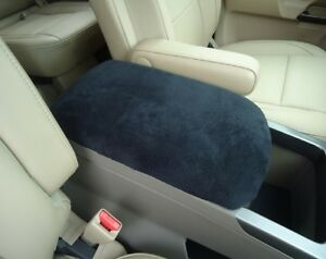 Fits Chevy Impala 2011 2014 Fleece Center Armrest Console Lid Cover Usa Made D3