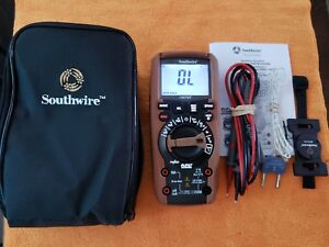5 Stars Southwire Tools 14070t Professional Series True Rms Multimeter H