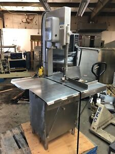 Hobart 5614 Commercial Meat Bone Lamb Beef Cutter Saw 2 Hp 200 230v