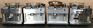 Thermoplan Mastrena Cs2 Cts2 Pallet Of 4 Starbucks Fully Automatic Espresso