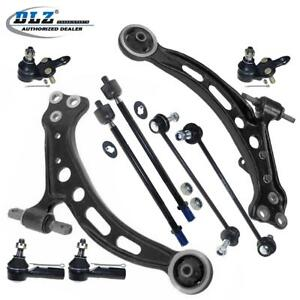 10 Pcs Front Suspension Kit For 1997 2001 Toyota Camry Control Arm