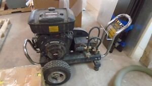 Landa Pg 5 3500 Gas Engine Cold Water Pressure Power Washer Vanguard 16hp