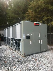 250 Ton Trane Air Cooled Chiller Rtac250